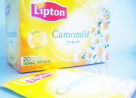 Chamomile tea - Lipton